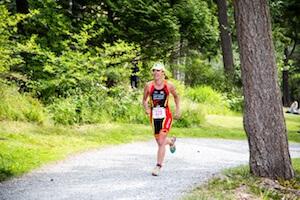 Marti running to the win